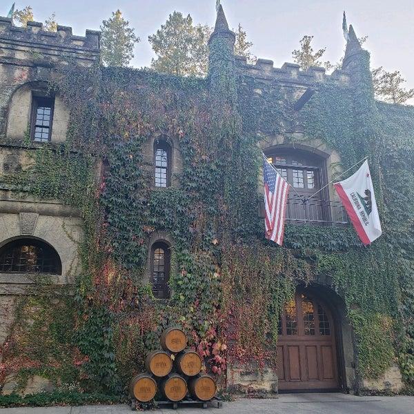 Снимок сделан в Chateau Montelena пользователем J Nicole A. 11/24/2019