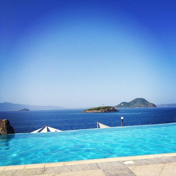 Das Foto wurde bei Sianji Wellbeing Resort von Emiliya am 5/20/2013 aufgenommen