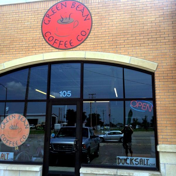 Green Bean Coffee Company Greensburg ks