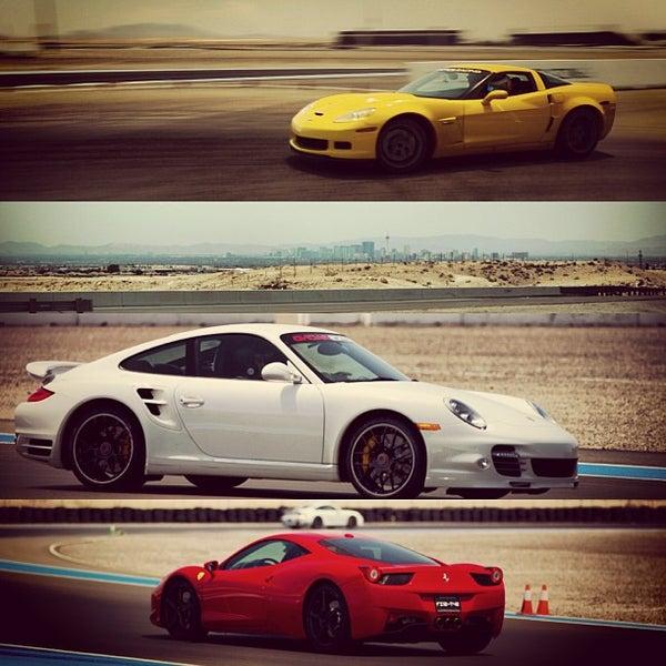 Снимок сделан в Exotics Racing пользователем Jeremy 6/29/2013