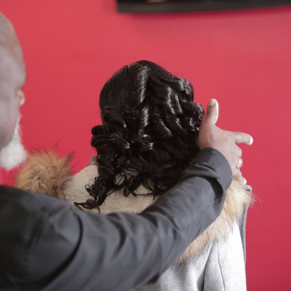 Photos At Coiffure Afro Dramey Style Salon Barbershop In Nanterre