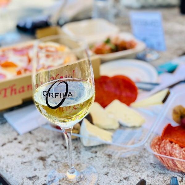 รูปภาพถ่ายที่ Orfila Vineyards and Winery โดย Kristen S. เมื่อ 7/11/2020
