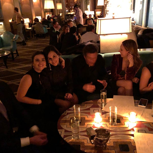 Photos At Soho Grand Hotel Club Room Cocktail Bar In Soho