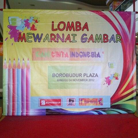 Plaza Borobudur Bekasi 1 Tip