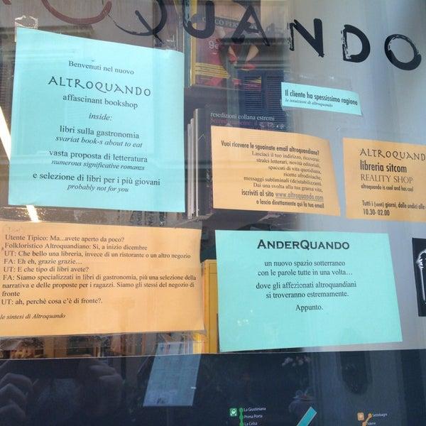 12/27/2012にFrancesca P.がAltroquandoで撮った写真