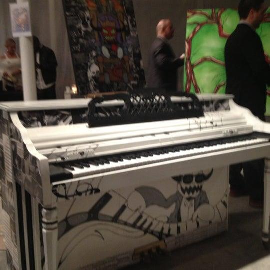 11/29/2012にAdriana F.がMiami Ironsideで撮った写真