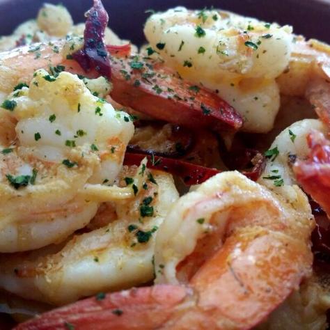 Das Foto wurde bei Restaurante AliOli von Restaurante AliOli am 9/5/2016 aufgenommen