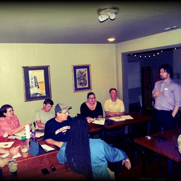 Foto diambil di Good People Brewing Company oleh J Matthew C. pada 6/22/2013