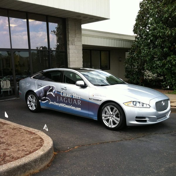 photos at cherry hill jaguar - auto dealership in cherry hill