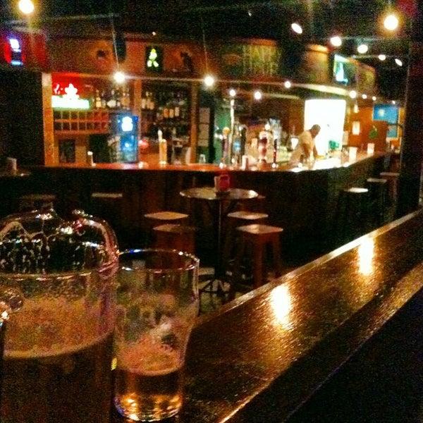 6/5/2013 tarihinde Felipe P.ziyaretçi tarafından Kia Ora Pub'de çekilen fotoğraf