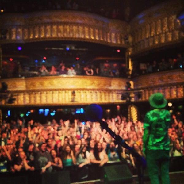 Foto diambil di House of Blues oleh Shawn H. pada 4/11/2013