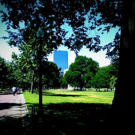 Foto scattata a Boston Common da Yevgen K. il 6/20/2013