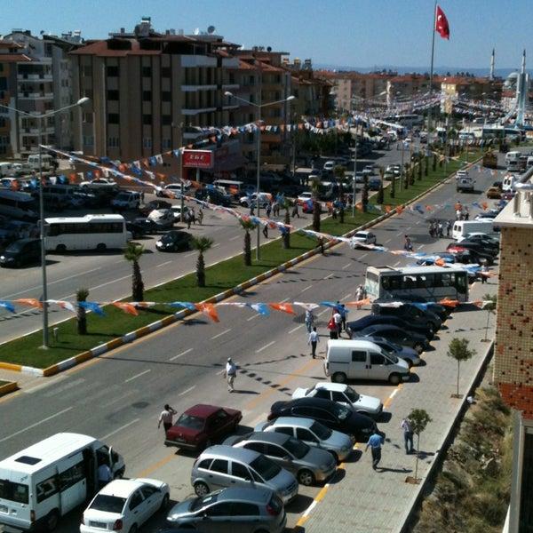 12/19/2012 tarihinde Osman Z.ziyaretçi tarafından Albayrak Meydanı'de çekilen fotoğraf