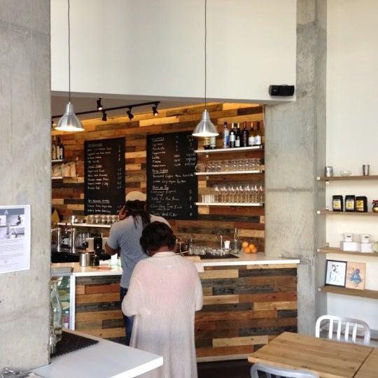 12/4/2012にchad s.がCondesa Coffeeで撮った写真