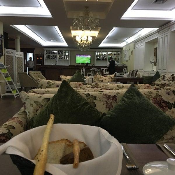 Das Foto wurde bei ORLY PARK Restaurant & Hotel von Valeriya K. am 7/2/2018 aufgenommen