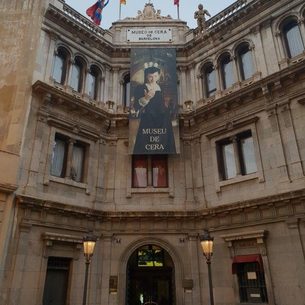 Foto diambil di Museu de Cera de Barcelona oleh Naif A. pada 6/28/2018