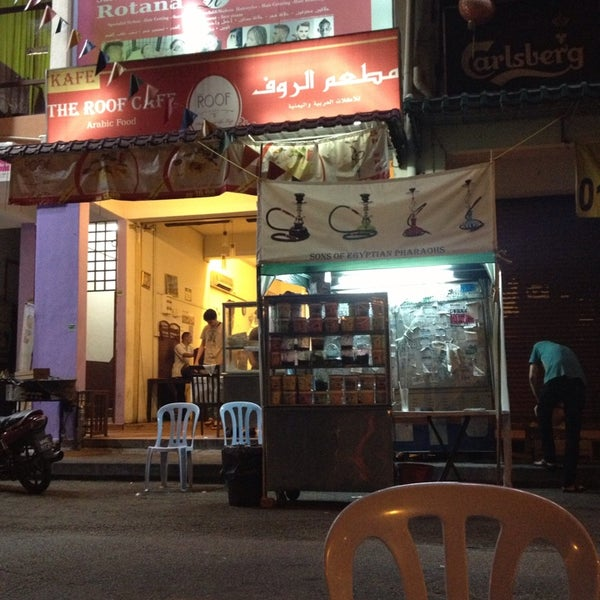 Shisha Places in Damansara