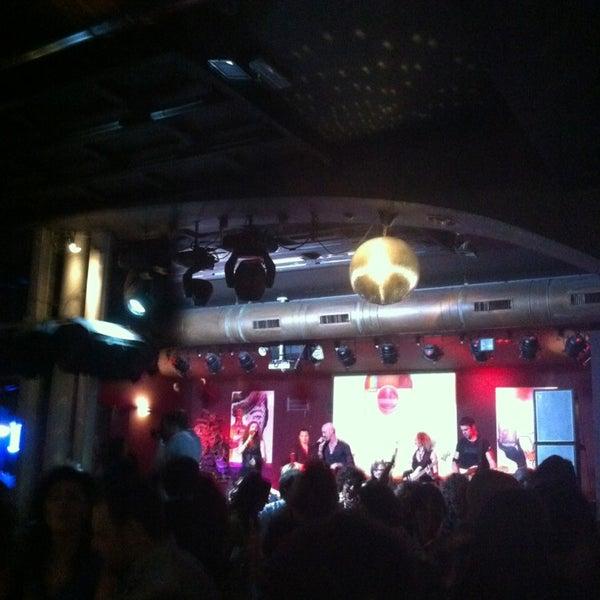 รูปภาพถ่ายที่ Bobino Club โดย Franco เมื่อ 3/14/2013