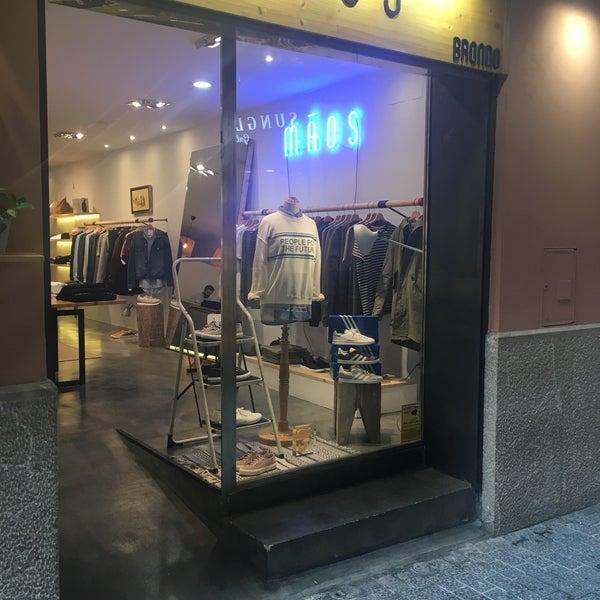 Photos at Mãos - Men's Store in Palma de Mallorca