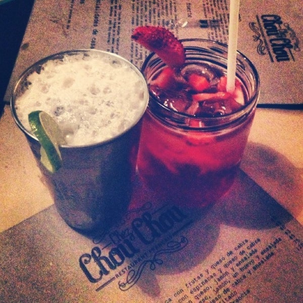 Foto diambil di Chez Chouchou oleh Karla pada 5/25/2013