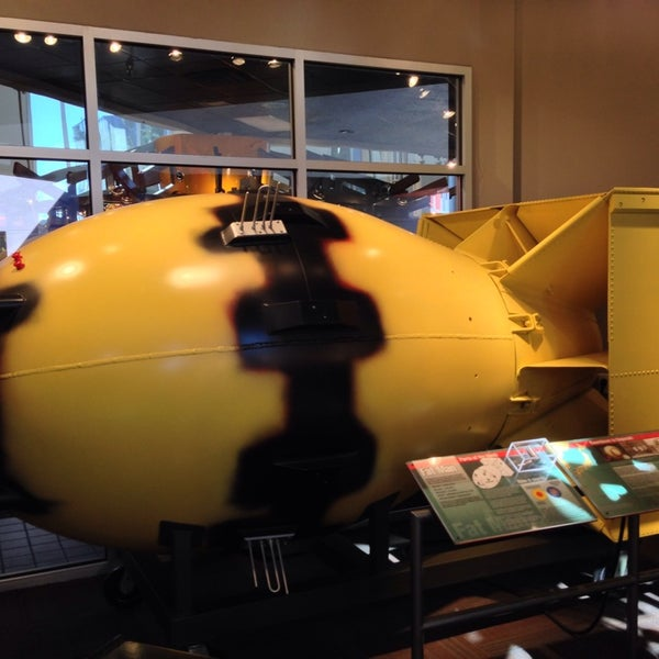 Photo taken at Bradbury Science Museum by Dan L. on 10/13/2013
