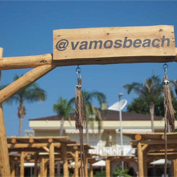 รูปภาพถ่ายที่ Vamos Beach โดย Vamos Beach เมื่อ 10/3/2017