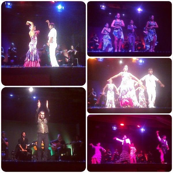 Снимок сделан в Palacio del Flamenco пользователем Yana S. 8/10/2013