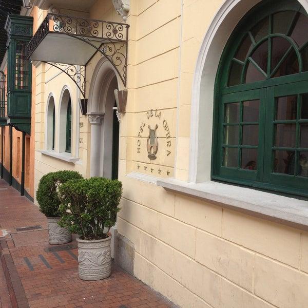 รูปภาพถ่ายที่ Hotel de la Opera โดย Gina เมื่อ 4/30/2013