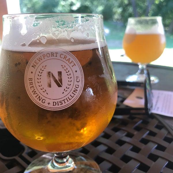 Das Foto wurde bei Newport Storm Brewery von Scott S. am 9/16/2019 aufgenommen