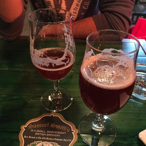 Tavsiye üzerine biralarını denemek istedik Raspberry içtik daha güzel olamazdı. Yarın bir daha gitmeyi bütün biralarını denemeyi planlıyoruz. Zaman kısıtlıydı 10 dk 2 bira içtik ve kalktık.