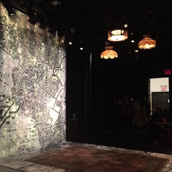 Снимок сделан в The Lynn Redgrave Theater at Culture Project пользователем Dafna L. 12/15/2016