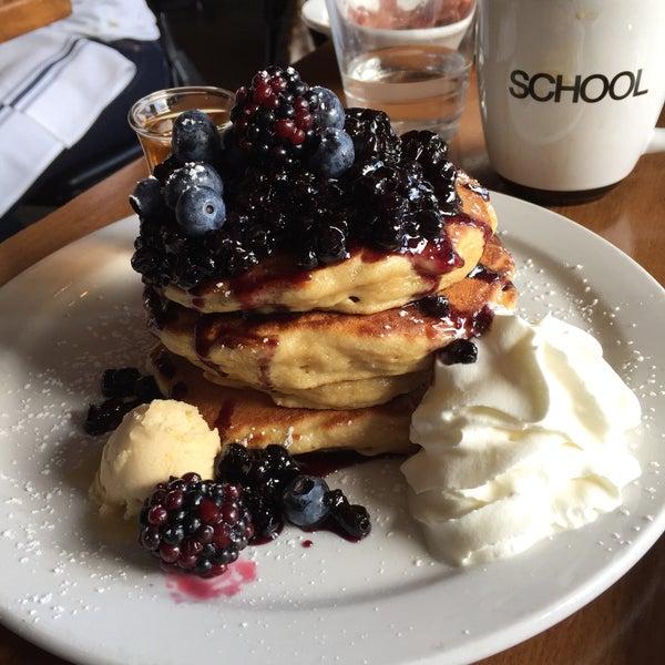 8/18/2019 tarihinde Luis M.ziyaretçi tarafından SCHOOL Restaurant'de çekilen fotoğraf