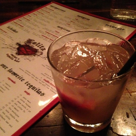Foto tomada en Lolita Cocina & Tequila Bar por Lindsay M. el 1/21/2013