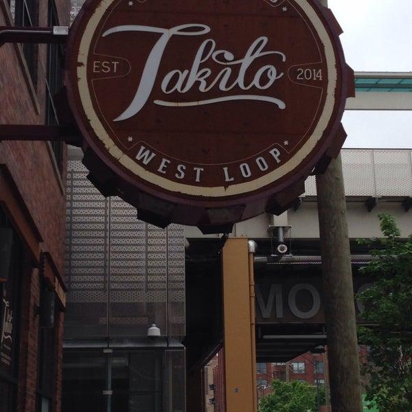Foto diambil di Bar Takito oleh Chandon C. pada 5/16/2015