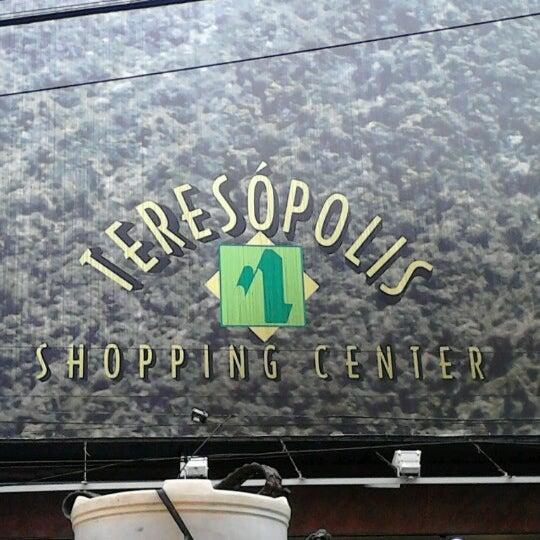6bcd877b1 Teresópolis Shopping - R. Edmundo Bittencourt