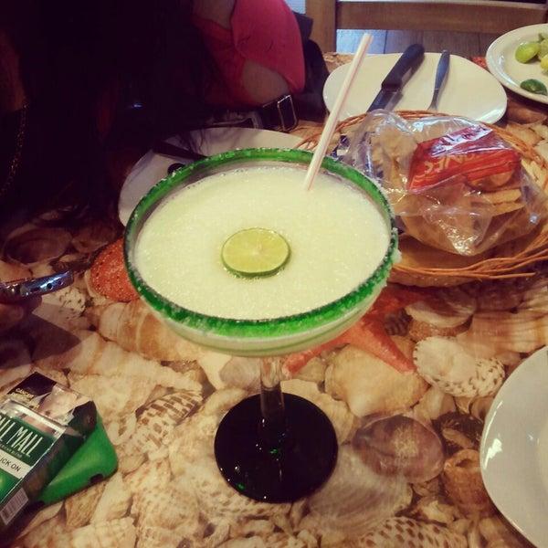 Las mejores margaritas de Tampico!