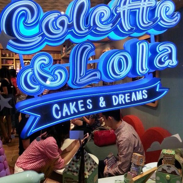 Foto diambil di Colette & Lola oleh lee a. pada 7/6/2013