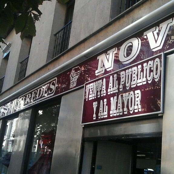 Tejidos Paredes Lavapies Madrid Madrid