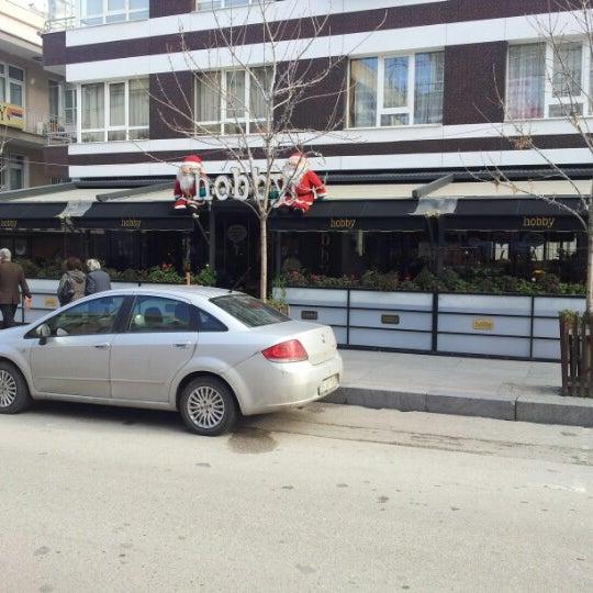 Снимок сделан в Hobby Cafe пользователем Taner 12/25/2012