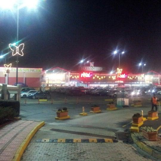 12/25/2012 tarihinde Tanerziyaretçi tarafından Bilkent Center'de çekilen fotoğraf