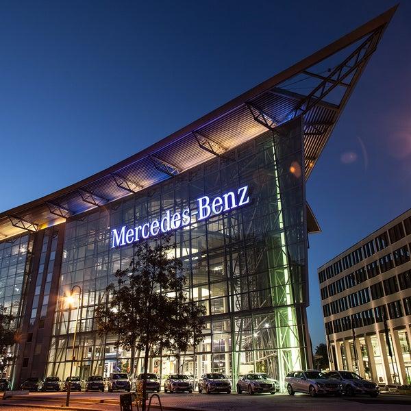 mercedes-benz berlin - franklinstraße - 18 tipps