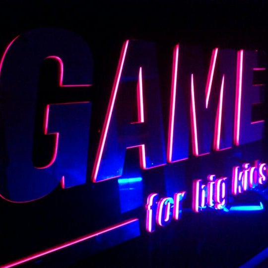 Foto tomada en The Game for Big Kids  por Egemen K. el 11/15/2012