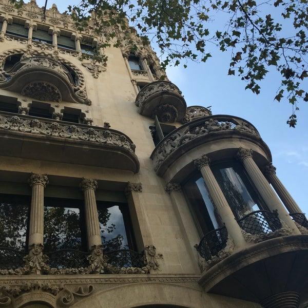 9/13/2016にSonyaがCasa Lleó i Moreraで撮った写真