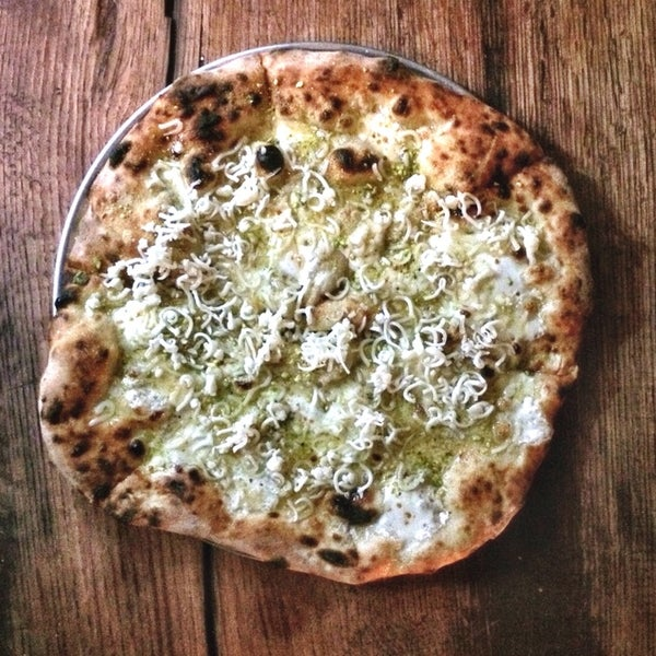 The namesake Emily pizza is memorable. The truffled cheese is smoky and subtle. DO IT!