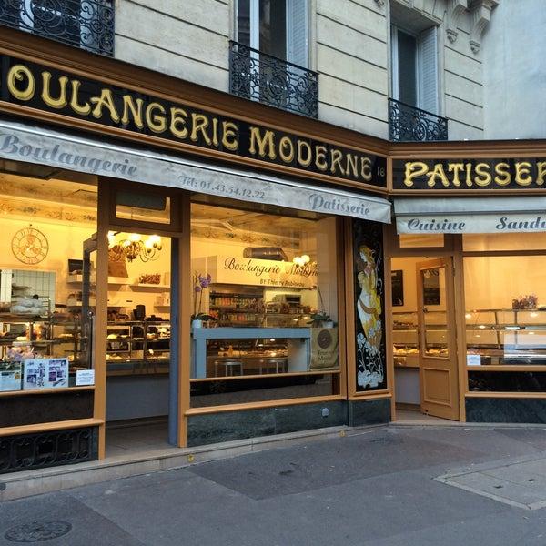 Boulangerie Moderne - Bakery in Paris