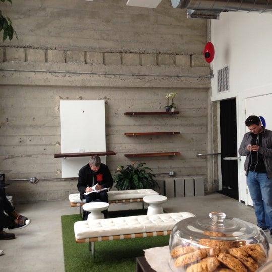 Das Foto wurde bei Elite Audio Coffee Bar von Patrick C. am 11/20/2012 aufgenommen