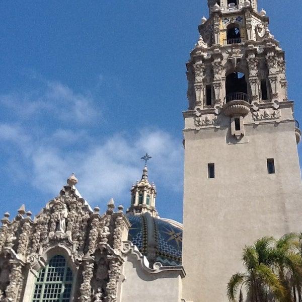 Photo prise au San Diego Museum of Man par Yann L. le4/12/2013