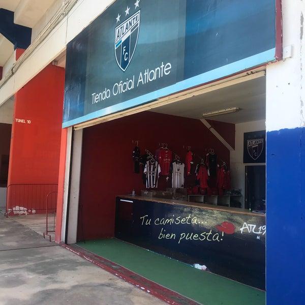 85d607b456d Tienda Oficial Del Atlante - Cancún