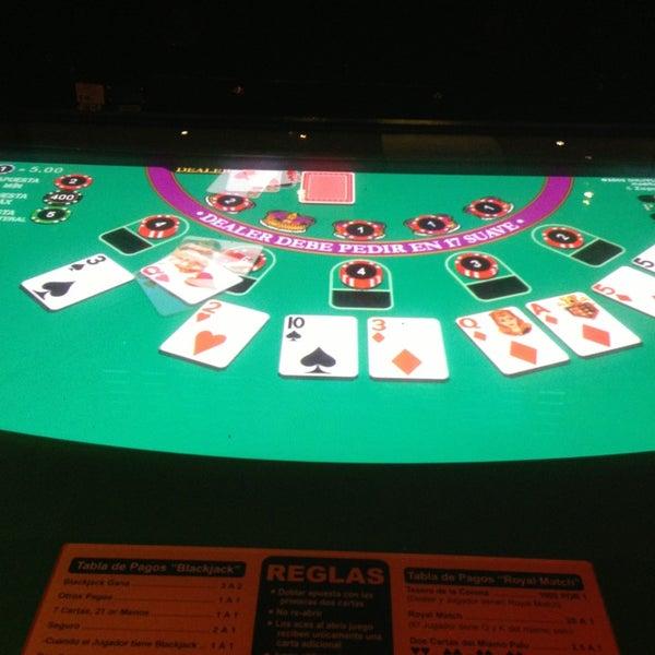 Снимок сделан в Casino Life пользователем Rafa G. 7/28/2013