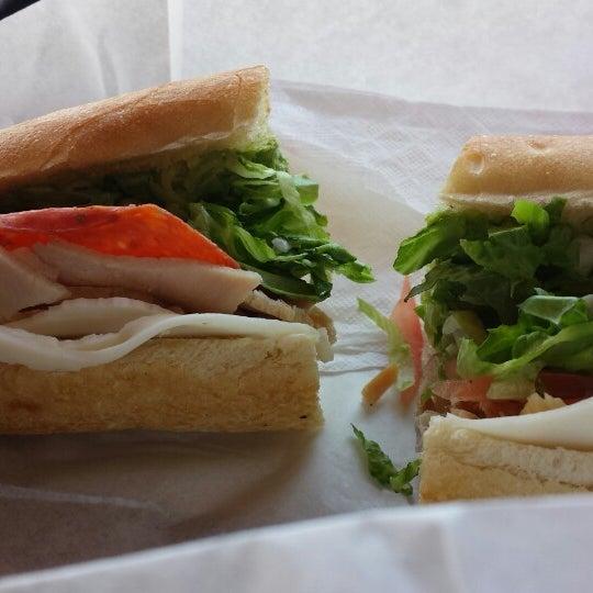 Denver Sandwich: Mr Lucky's Sandwiches